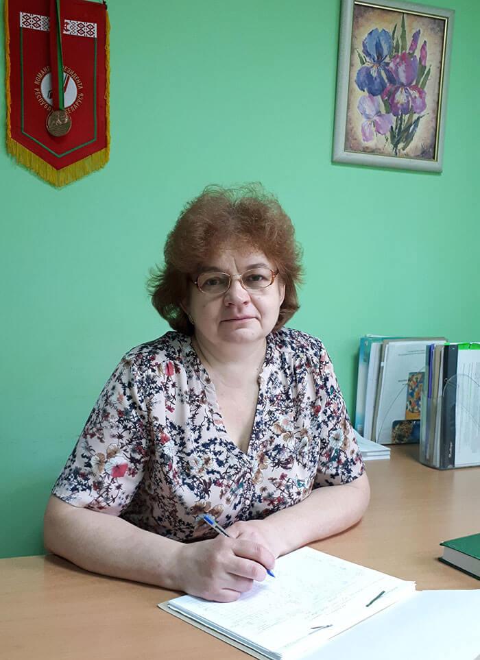 Буренкова Светлана Федоровна